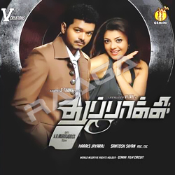 Listen to Vennilave songs from Thuppakki