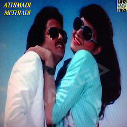 Listen to I Love You songs from Athimadi Methiadi