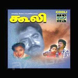 Listen to Raja Raja Chozhan songs from Coolie