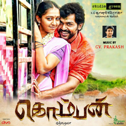 Listen to Mella Valanjadhu songs from Komban
