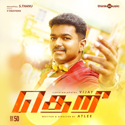Listen to Eena Meena Teeka songs from Theri