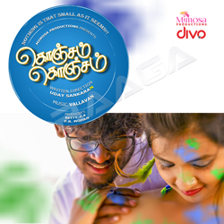 Konjam Konjam songs