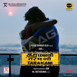 Listen to Yaaro Ucchikilai Meley songs from Taramani