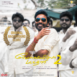 Listen to Raghuvarans Beast - The Mofa songs from Velai Illa Pattadhaari - 2 (OST)
