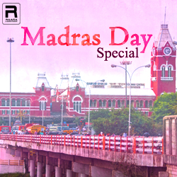 Madras Day Special songs