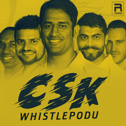 CSK Whistlepodu songs