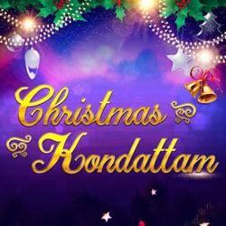 Christmas Kondatam songs