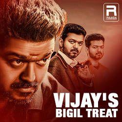 Vijay's Bigil Treat songs