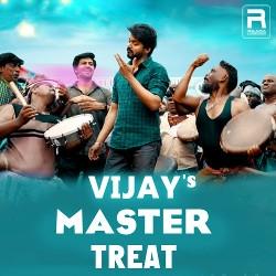 Vijay's Master Treat songs