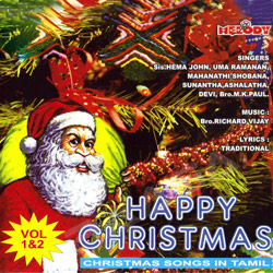 Listen to Rakkalam Bethlegam songs from Happy Christmas - Vol 1