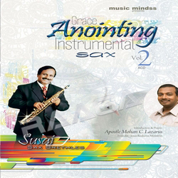 Listen to Vinthai Kiristesu Natha songs from Grace Anointing Instrumental Sax - Vol 2 (Instrumental)