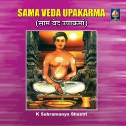 Upaakarmaa - Saama Veda songs