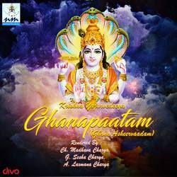 Krishna Yajurvedeeya Ghanapaatam Ghana Asheervaadam songs