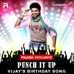 Punch It Up - Vijay's Birthday Song