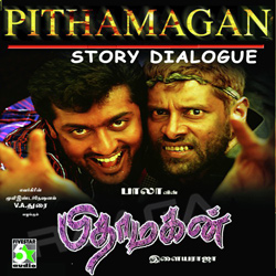 Pithamagan - Story & Dialogue