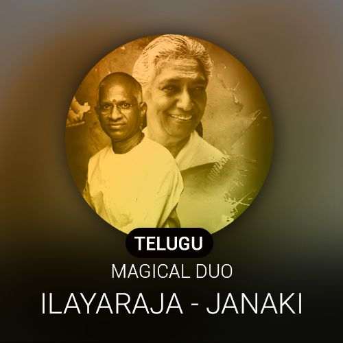Telugu Magical Duo ~ Ilayaraja and Janaki Radio