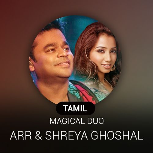 Magical Duo ~ AR. Rahman and Shreya Ghoshal Radio