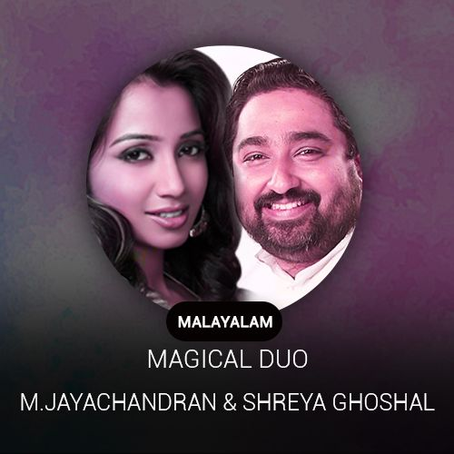 Magical Duo ~ M. Jayachandran and Shreya Ghoshal radio