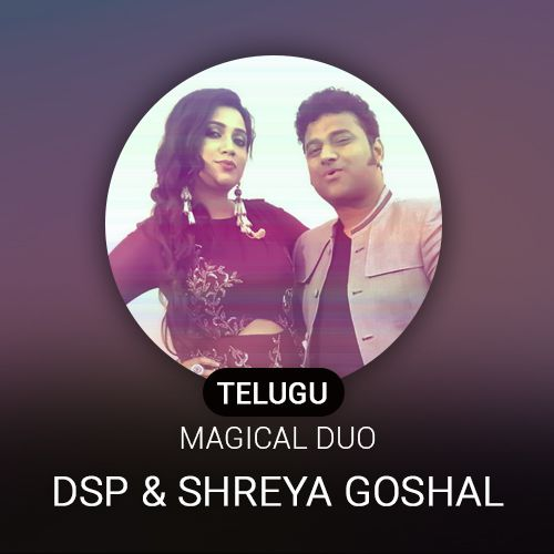 Telugu Magical Duo ~ DSP and Shreya Ghoshal Radio