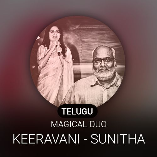 Telugu Magical Duo ~ MM. Keeravani and Sunitha Radio