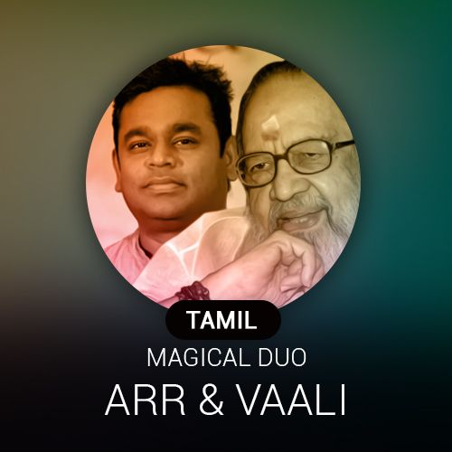 Magical Duo ~ AR. Rahman and Vaali Radio