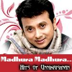 Madhura Madhura... Hits of Unnikrishnan songs