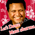 Let's Dance - Mani Sharma Vol - 1 songs