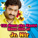 123 Nenu oka Kantri Mass Hits of Jr. Ntr songs