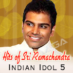 Hits Of Sreeram Chandra - 'Indian Idol 5' songs