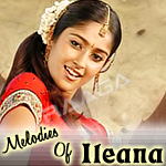 Melting Melodies Of Ileana songs