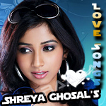 Shreya Ghosal's Love Songs songs