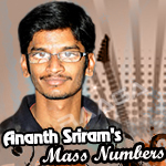 Ananth Sriram's Mass Numbers - Vol 1 songs