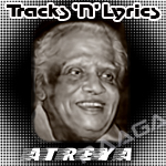 Tracks 'N' Lyrics - Atreya (Vol 1) songs