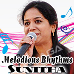 Melodious Rhythms - Sunitha (Vol 1) songs