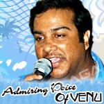 Admiring Voice Of Venu songs