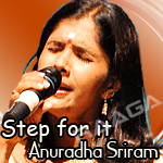 Step for it - Anuradha Sriram songs