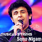 Musical Strings - Sonu Nigam songs