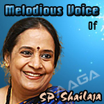 Melodious Voice Of SP. Shailaja songs