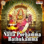 Nalla Pochamma Bathukamma songs