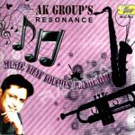 AK Groups Resonance songs