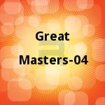Great Masters - 04 songs