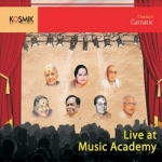 Live at Music Academy (12 Sangitha Kalanidhis) - Vol 2 songs