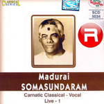 Listen to Krishna Nee songs from Madurai Somasundaram - Vol 1