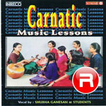 Carnatic Music Lesson - Vol 3 songs