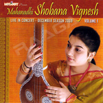 Mahanadhi Shobana Vignesh Live Concert - 2008 (Vol 1) songs