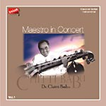 Maestro In Concert Vol 1 - Chitti Babu songs