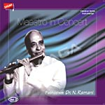Listen to Katajudumi songs from Maestro In Concert Vol 2 - N. Ramani