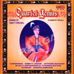 Quartet Genius - Songs Of Swathi Thirunal songs