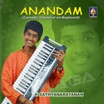 Anandam - Carnatic Classical On Keyboard songs