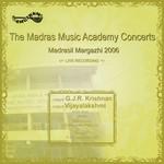Madrasil Margazhi 2006 - Vol 1 songs